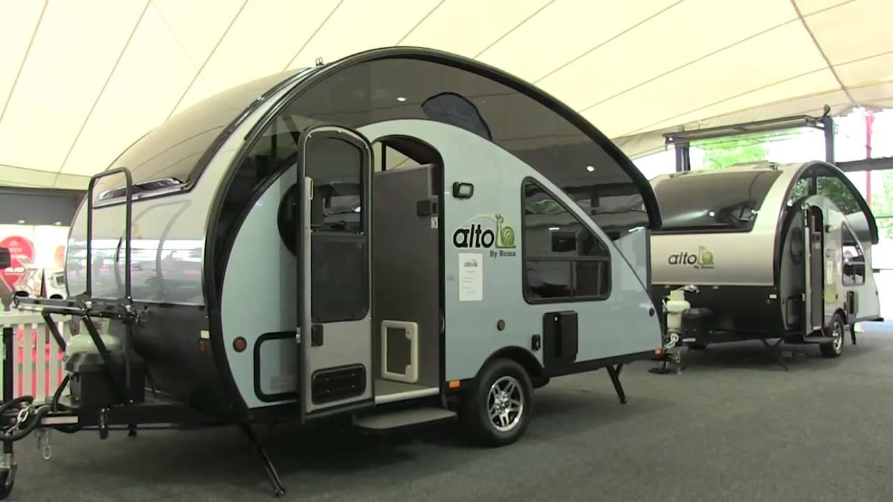 Melbourne Caravan Supershow 2015 - Alto Caravans - YouTube
