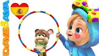Canciones para Niños   Canciones Infantiles   Vídeos Infantiles de Dave y Ava 