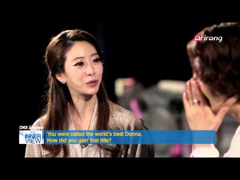 The INNERview Ep150 Choi Jung-won, a celebrated musical actress in Korea