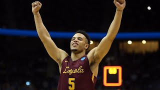 Loyola Chicago still dancing after outlasting Nevada, 69-68