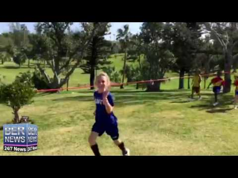Primary School National Cross Country at Arboretum, February 9 2017