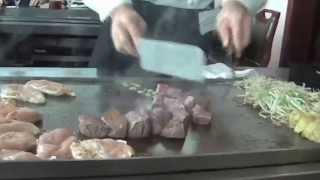 Okinawa Teppanyaki Master Chef
