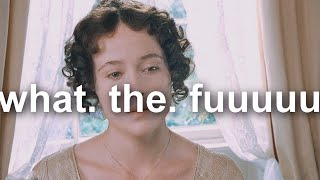 Elizabeth Bennet being iconic for more than 6 minutes straight