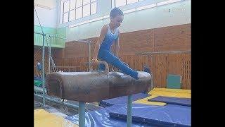 У Сумах розпочались змагання зі спортивної гімнастики