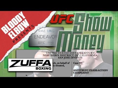 UFC anti trust lawsuit docs reveal the tactics ZUFFA used to choke out their competition