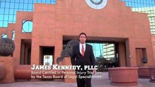 James Kennedy, P.L.L.C. Video - Injured