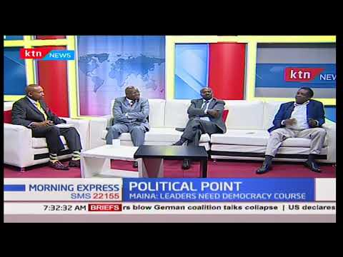Political Point: What next for Kenya