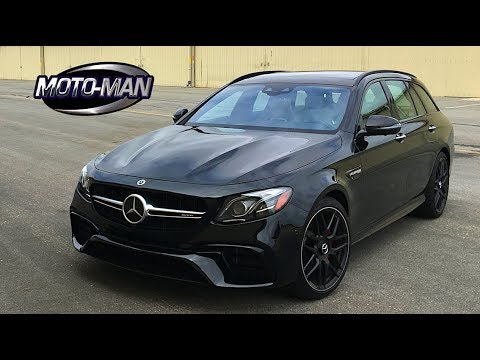 2018 Mercedes Amg E63s Station Wagon Tech Review 1 Of 2 Youtube