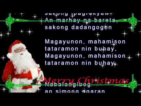 Advent Songs Tataramon nin Buhay Alleluia2