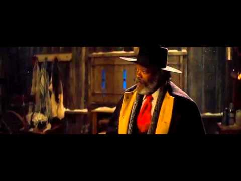 Hateful Eight Big Black Johnson Samuel Jackson