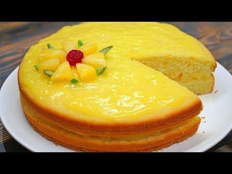 Видео: Бюджетно и супер быстро! Мягкий пышный Пирог к чаю   Кулинарим с Таней