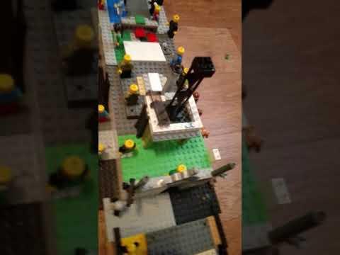 Лего титаник 2