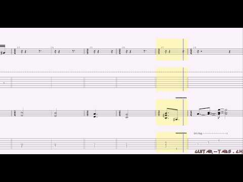 Dream Theater Tabs - Stream Of Consciousness