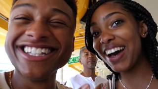 CRUISE TO THE BAHAMAS VLOG WITH MY GIRLFRIEND (gone wrong) | Andre Swilley