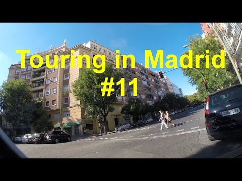 Touring in Madrid #11 (Spain)