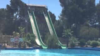 AQUALAND Parque acuático Mallorca (Algunas de sus Atracciones)