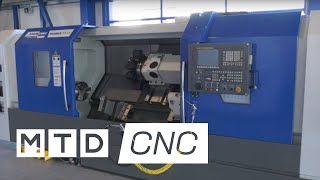 Looking for a big lathe with all the options?