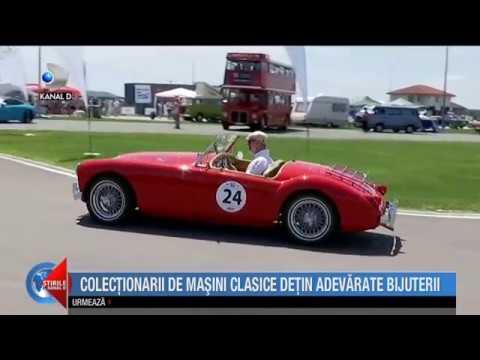 Stirile Kanal D (15.07.2018) - Colectionarii de masini clasice detin adevarate bijuterii!