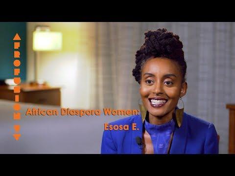 #Queens: African Diaspora Women - Esosa E
