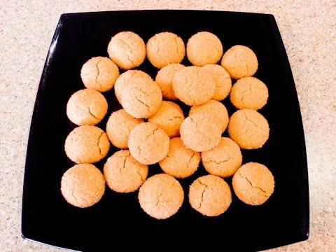 ПЕСОЧНОЕ ПЕЧЕНЬЕ из трёх ингредиентов! Супер-рассыпчатое печенье, самый простой рецепт!