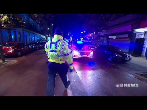 Police Strike | 9 News Perth