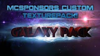 "Custom Texture Pack! ""GalaxyPack"""