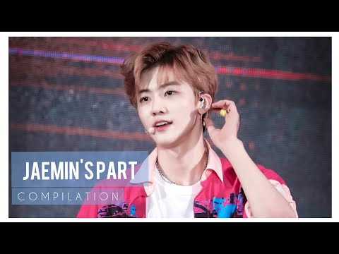 Every Sing Sung By NCT Dream It's Only Jaemin Parts (korean Ver.)