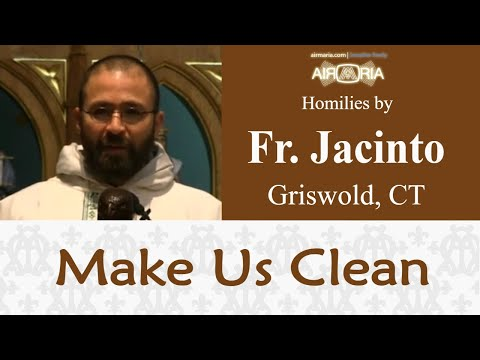 Cleansed from Sin - Jan 14 - Homily - Fr Jacinto
