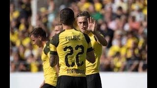 Borussia Dortmund - Lazio Rom 1:0 | Letzter Test vor dem Saisonstart in voller Länge | ReLIVE