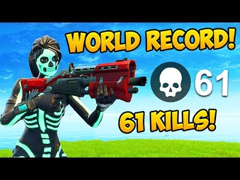 61 KILLS BY ONE SQUAD! - Fortnite Funny Fails and WTF Moments! #349