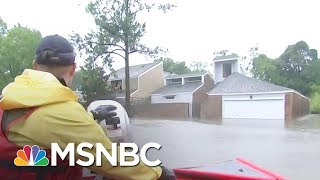 Why Houston Wasn't Ready For A Big Hurricane Like Harvey | All In | MSNBC