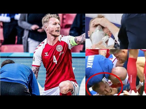 How Simon Kjaer Saved Christian Eriksen From Deatth After Heart Attack