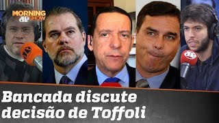 """""""Caos judicial"""": a decisão de Toffoli de suspender investigações com dados do Coaf"""