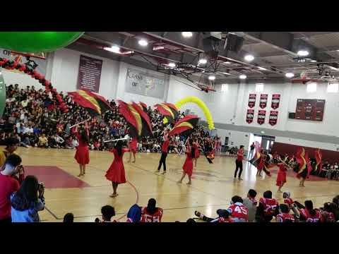 Lawndale High School Hoco Rally (10/12/18) Counting Stars