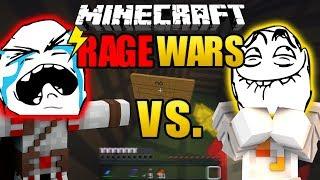 Ich VERARSCHE Lumpi wieder!! Er rastet aus! |Minecraft RageWars #02
