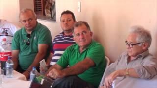 Dr Zé Maria e vereadores discutem transferir serviços do hospital regional para o São Camilo