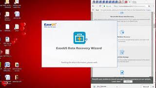 Data recovery Easeus