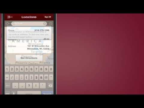 Guaranty Bank Mobile App - ATM/Branch Locator