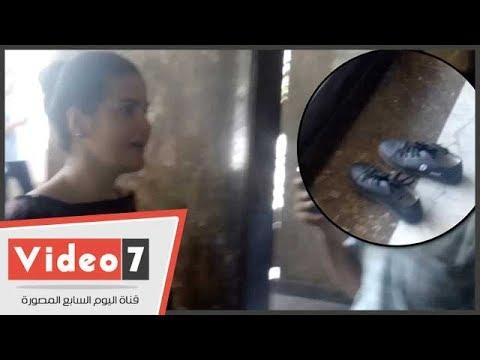 حذاء سما المصرى يتسبب فى مشادة وتوتر أمنى داخل ضريح جمال عبد الناصر  - نشر قبل 23 ساعة