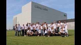 Посещение завода Olimp, научно-исследовательский центр, лаборатория, склад и офис 18.08.2017