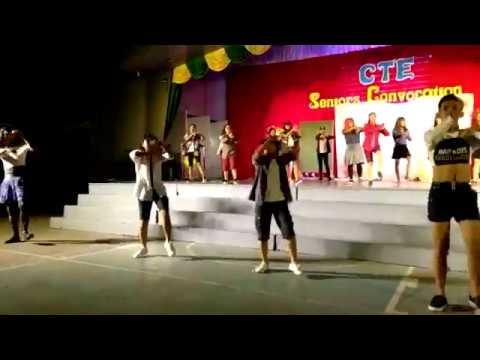 College of Teacher Education Seniors Convocation (Dance Showdown)
