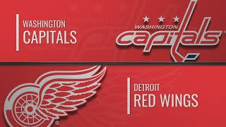 Вашингтон Кэпиталз - Детройт | НХЛ обзор матчей 30.11.2019 |Washington Capitals vs Detroit Red Wings
