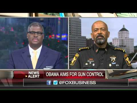 Sheriff Clarke: We have enough gun control in this country