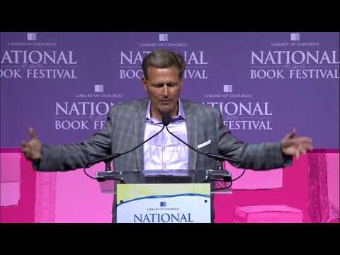 David Baldacci: 2017 National Book Festival - YouTube