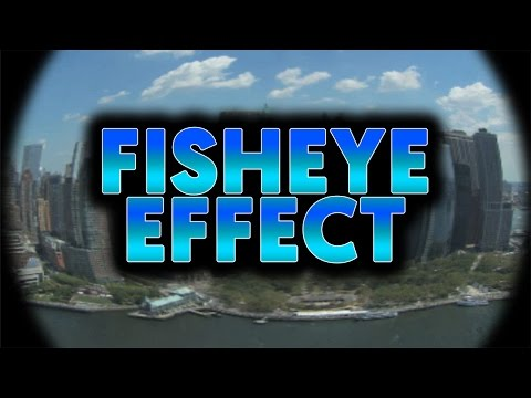 How To: Create A FishEye Effect In Sony Vegas Pro 12, 13 & 14