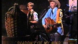 Vernon Oxford  «Country Singer» & «Shadows Of My Mind» (1985)