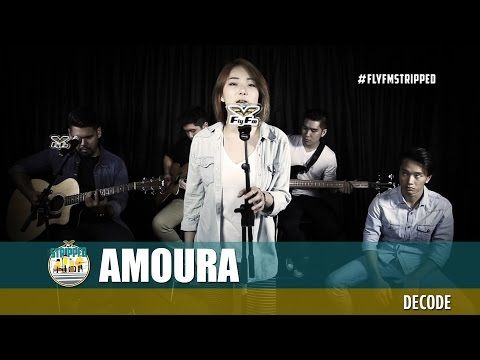 아모라 Amoura - Decode #FlyFmStripped