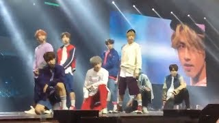 Stray Kids - DNA + Hard Carry @ Music Bank in Berlin