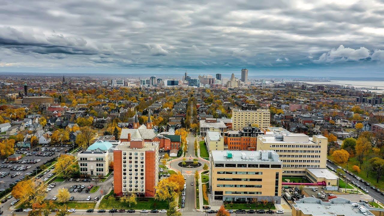 Explore Buffalo, New York - YouTube