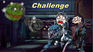 Warframe Challenge: Roller Specter Only Missions